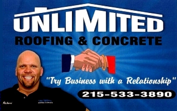 Unlimited Roofing and Concrete